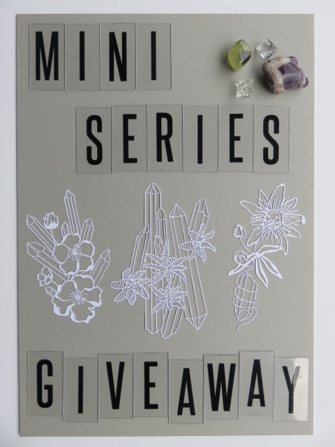 A photo of my Instagram Mini Series Giveaway